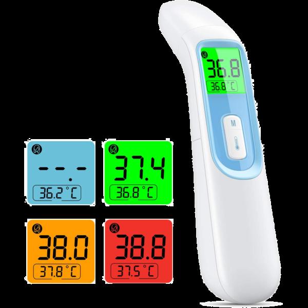 Termometro infrarossi